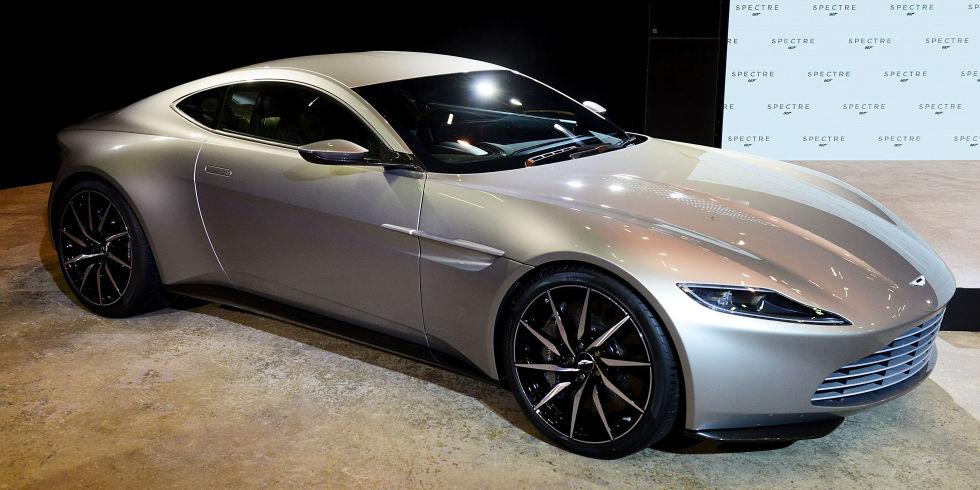 Aston Martin DB 10