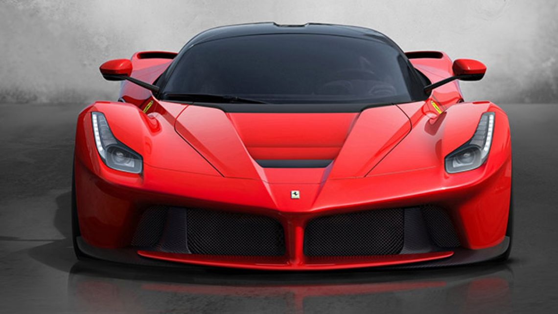 10 most powerful cars in the world - LaFerrari
