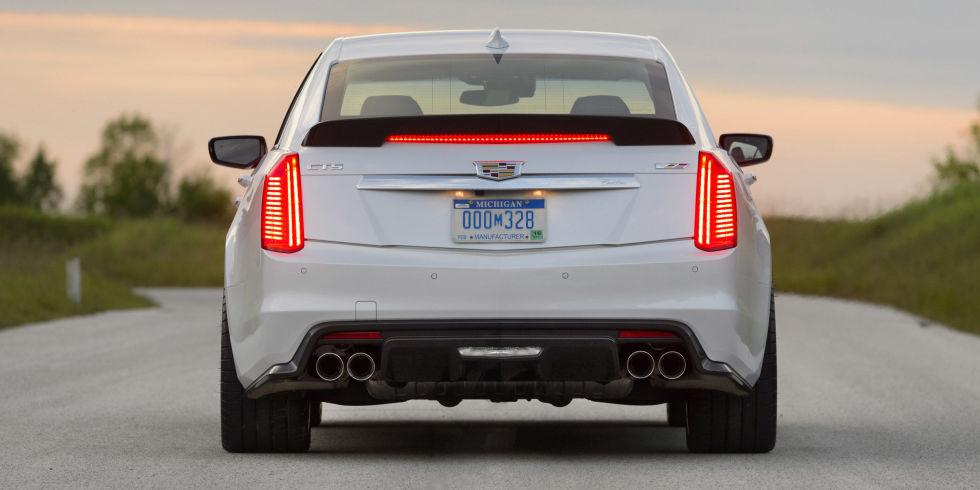 Cadillac CTS-V 2016 Exterior Front