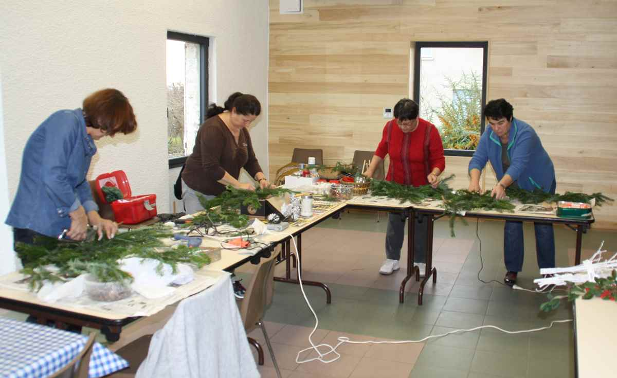 Atelier Decoration De Noel Atelier Decoration Noel 2015