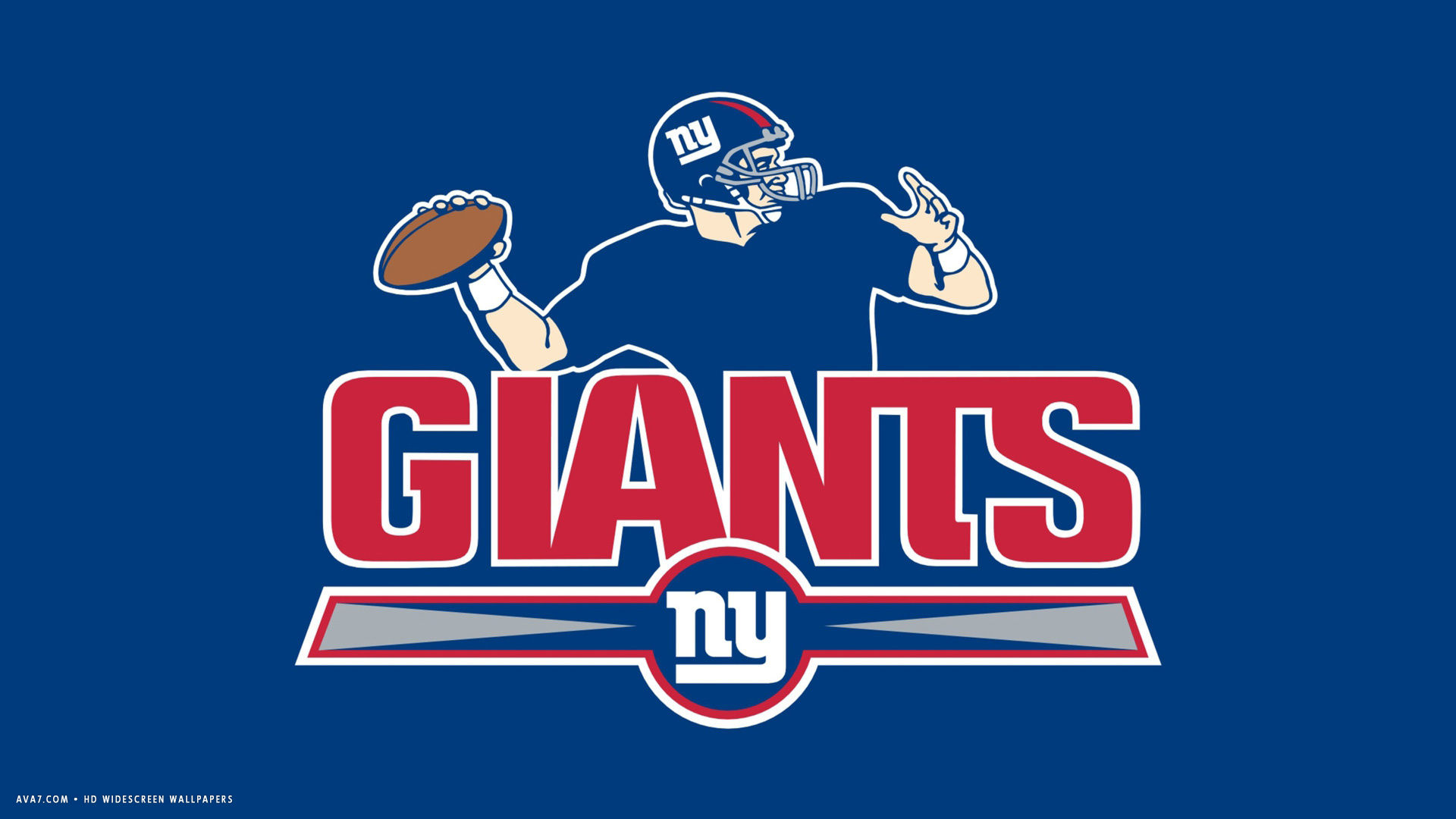 3d Wallpaper Ny Giants New York Giants Nfl Football Team Hd Widescreen Wallpaper