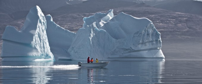Expedition Avannaa. Greenland. Photo © 2012 Galya Morrell