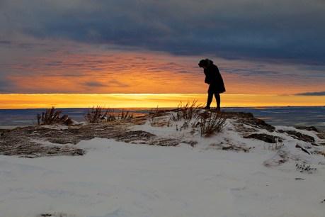Bering Sea. Chukotka. Photo © 2013 Galya Morrell