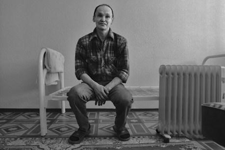 Andrey Tnankau. Photo © 2013 Galya Morrell