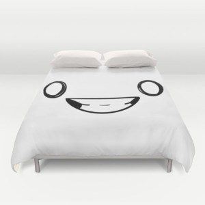 All Smiles - Alex van Rossum - duvet