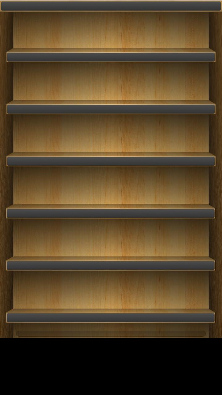 Iphone Wallpaper Icon Template Iphone Bookshelf Wallpaper Impremedia Net