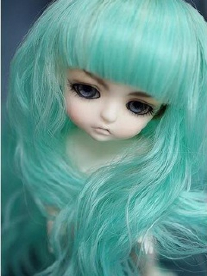Cute Barbie Doll Hd Wallpaper Download Doll Blonde Green Eyes Toys