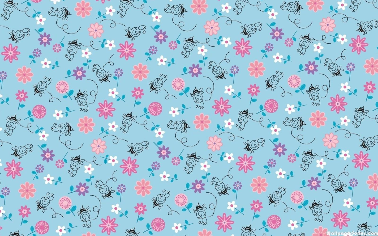Cute Girly Wallpapers For Android Cute Pattern Wallpaper 27 Wallpapers Adorable Wallpapers