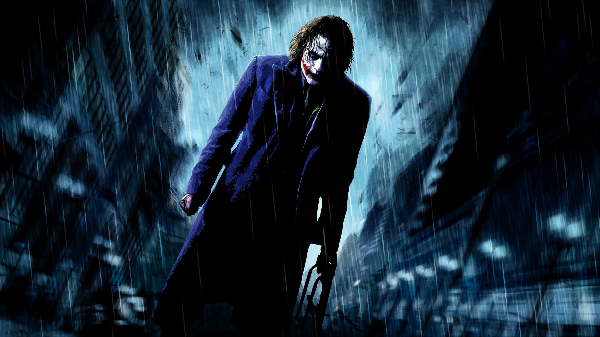 Joker Hd Wallpaper With Quotes Heath Ledger Joker Wallpapers Hd 42 Wallpapers