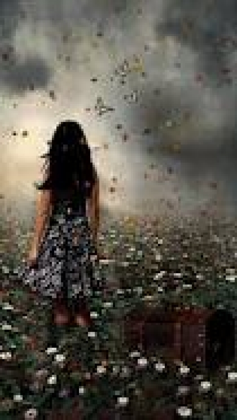 Butterfly Girl Hd Wallpaper Images Of Lonely Girl Wallpapers 43 Wallpapers