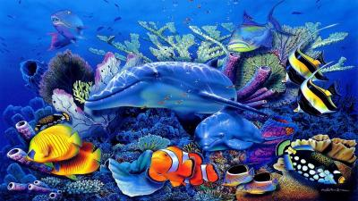 Live fish wallpaper for desktop download (33 Wallpapers) – Adorable Wallpapers
