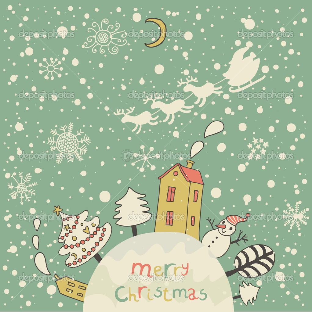Kawaii Wallpapers Cute Beautiful Christmas Wallpapers For Iphone And Ipad