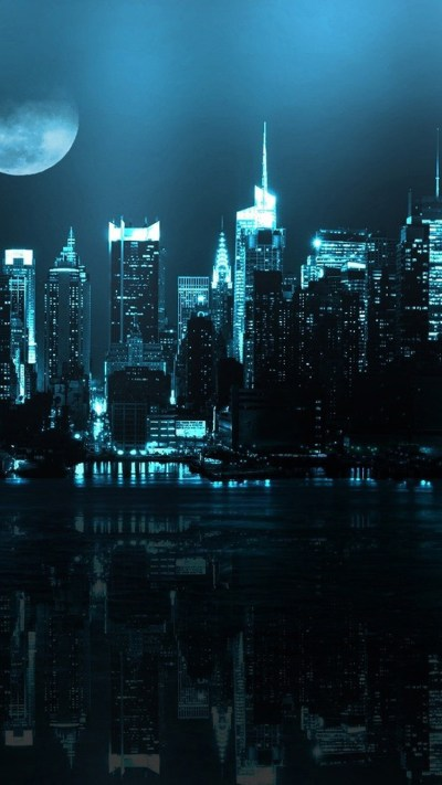 Night city wallpaper iphone 6 (30 Wallpapers) – Adorable Wallpapers