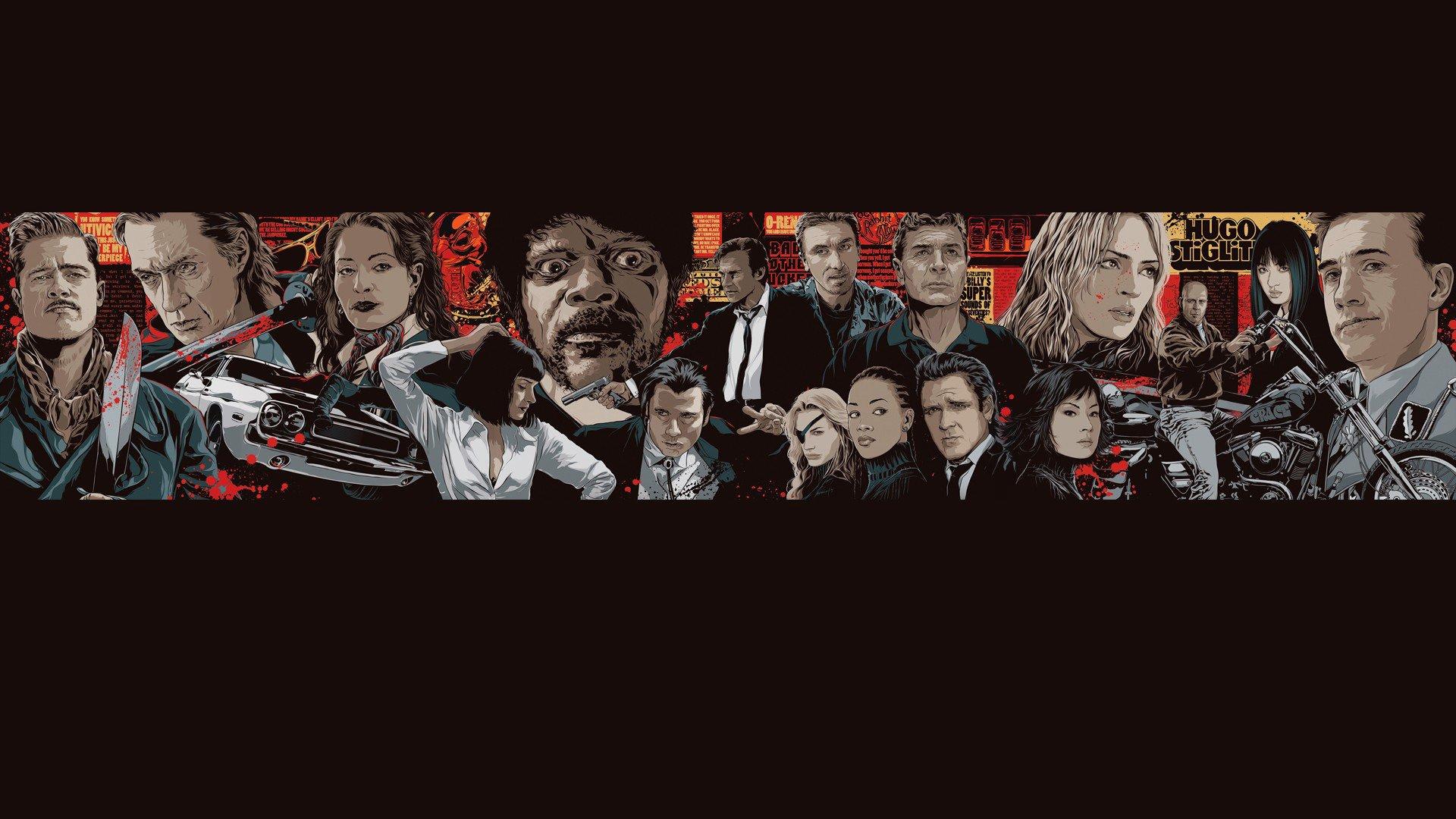 Cheetah Wallpaper Hd Pulp Fiction Wallpapers 26 Wallpapers Adorable Wallpapers