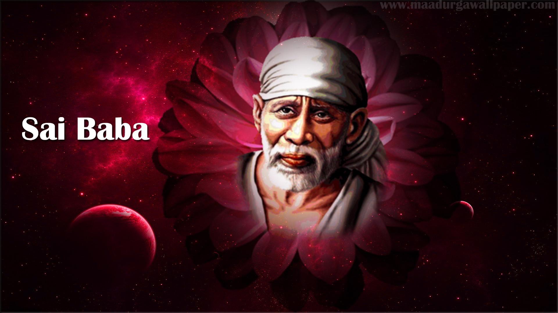 Sai Baba Hd 3d Wallpaper Download Hindu God Shirdi Saibaba Hd Wallpaper Sai Baba Hd