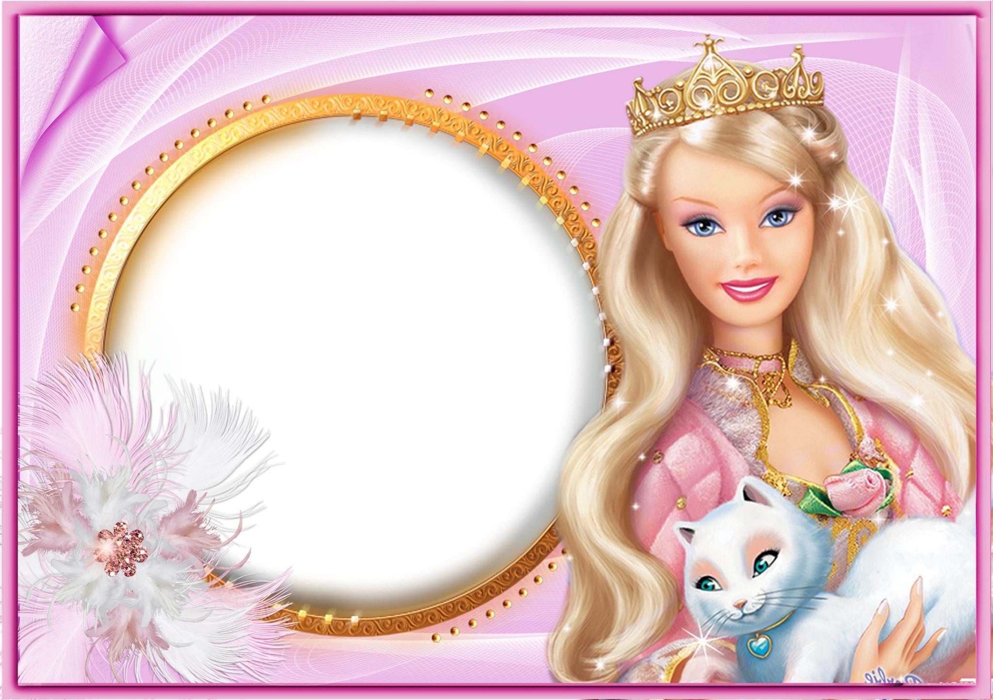 Wallpapers Download Cute Barbie Doll Long Hair Cute Barbie Doll In Winter Cap Full Hd Wallpaper