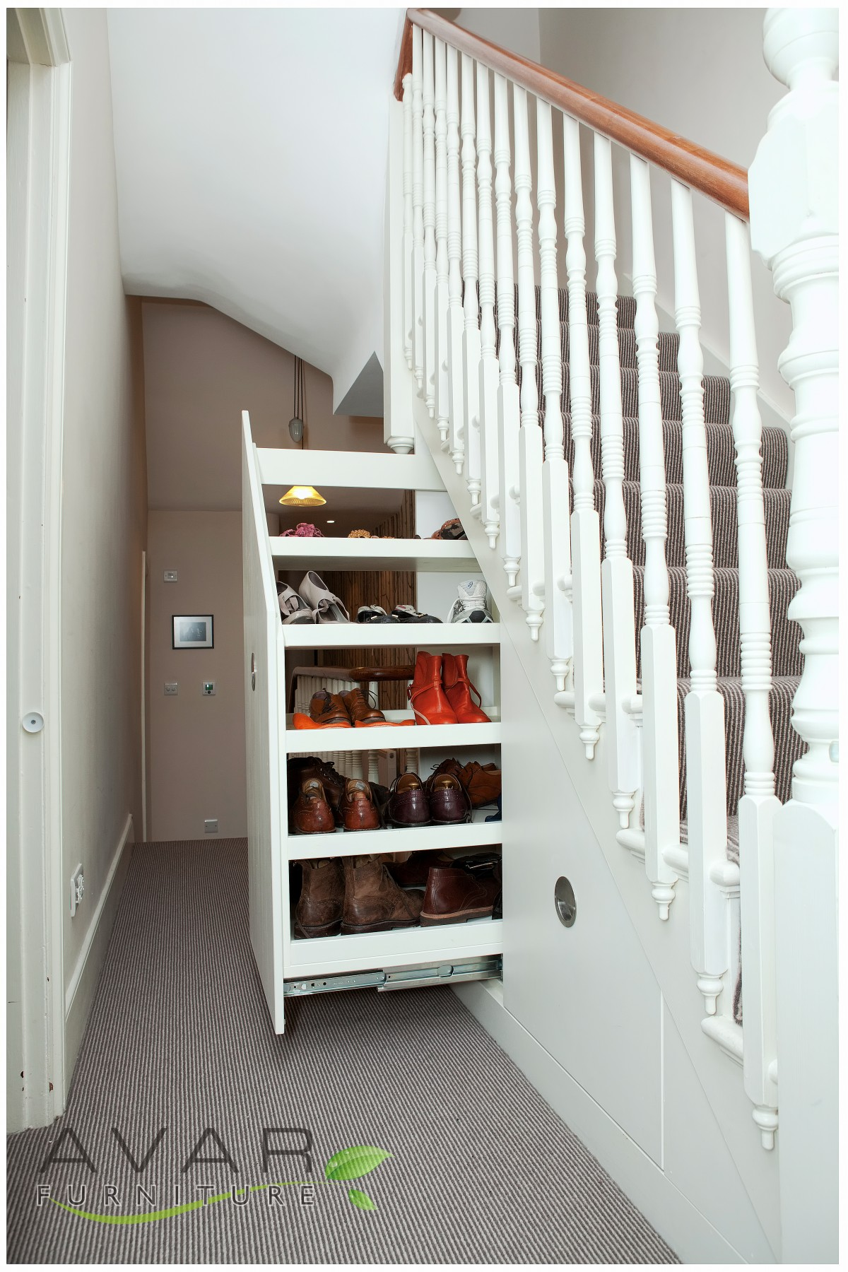 Nische Küche Nutzen ƸӜƷ Under Stairs Storage Ideas Gallery 14 North London
