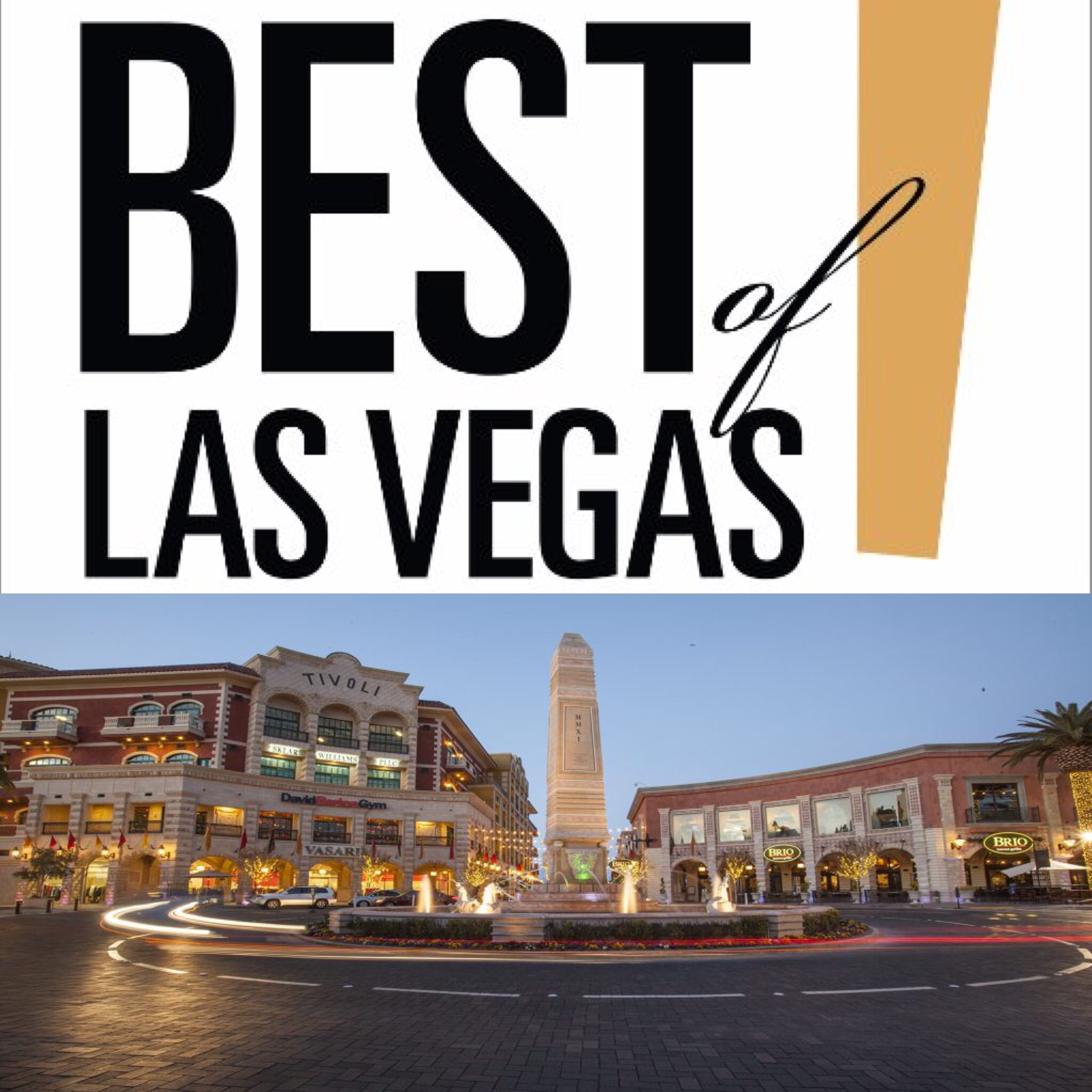 Brio Tivoli Village Happy Hour Menu Review Journal S 2017 Best Of Las Vegas Ava Rose Agency