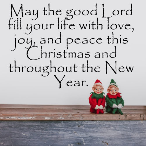 Merry Christmas Messages and Printable Holiday Greeting Cards