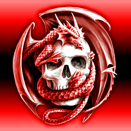 Best 3d Hd Wallpapers For Mobile Skull Dragon Forum Avatar Profile Photo Id 79807