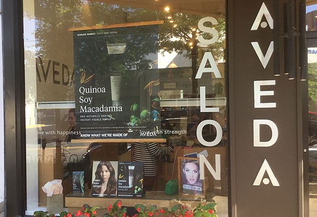 Aveda Salon Bethesda Gallery Aveda Bethesda Salon Spa