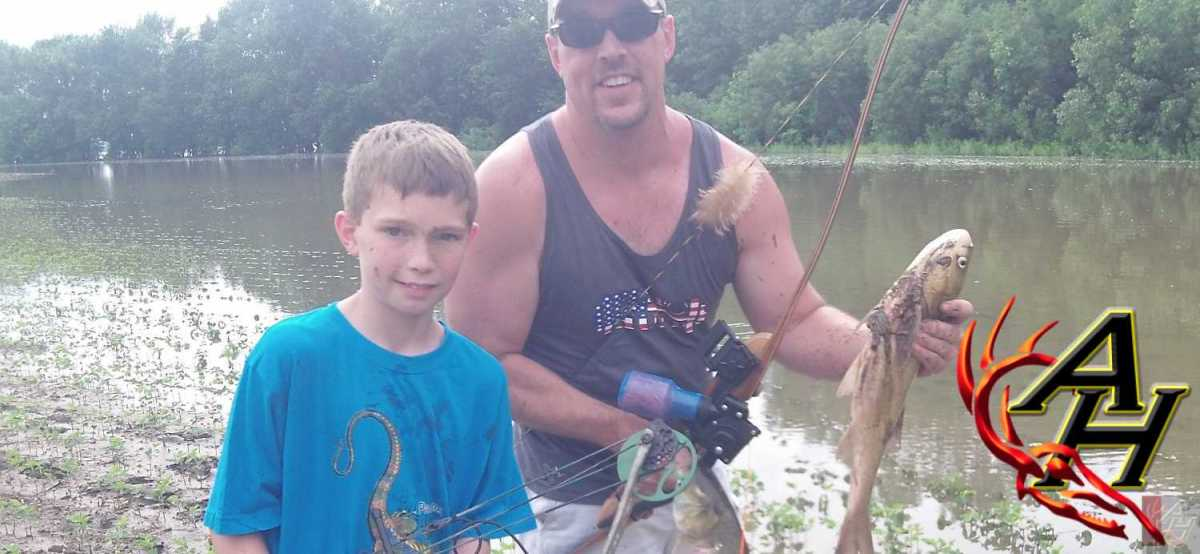 The Power Of Success. Hunting and Fishing With Kids