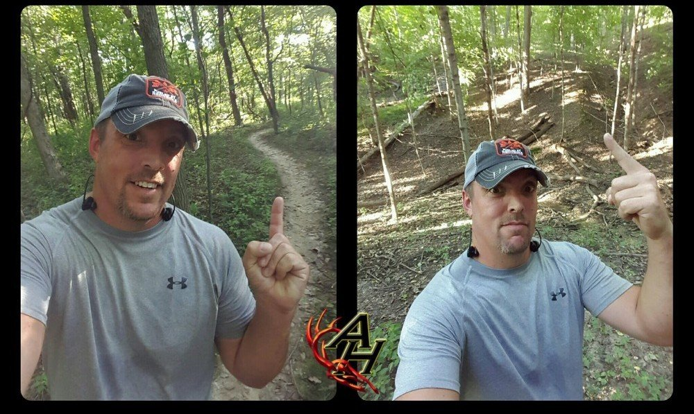 trail running hunt training