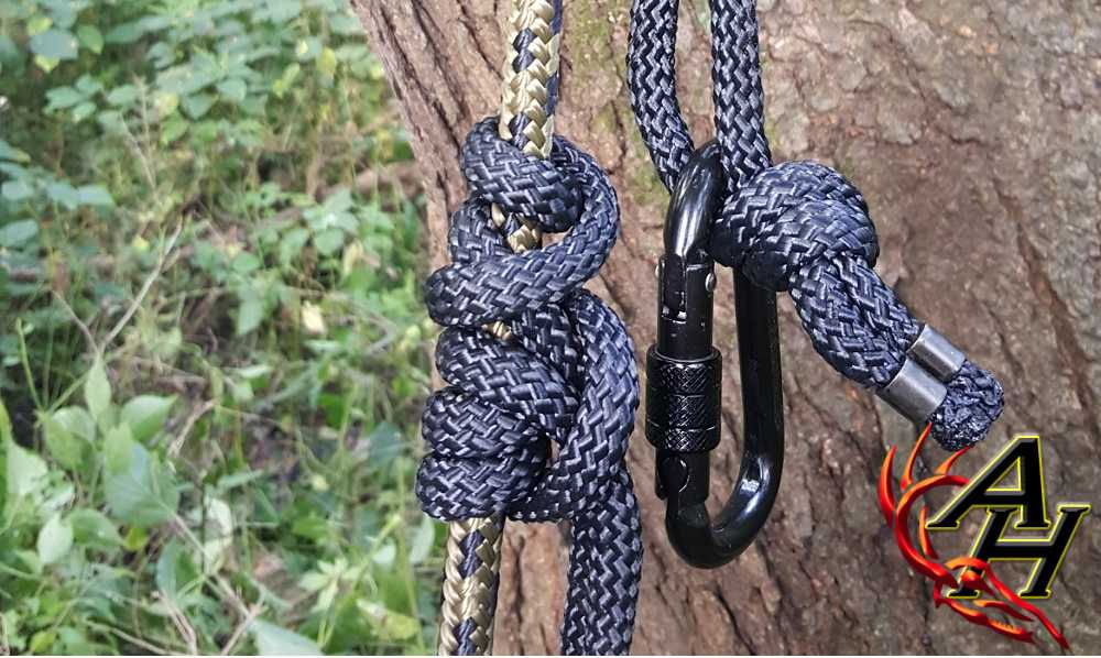 Checking Your Prusik Knot On Safety Rope