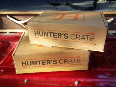 Opening up Hunter's Crate