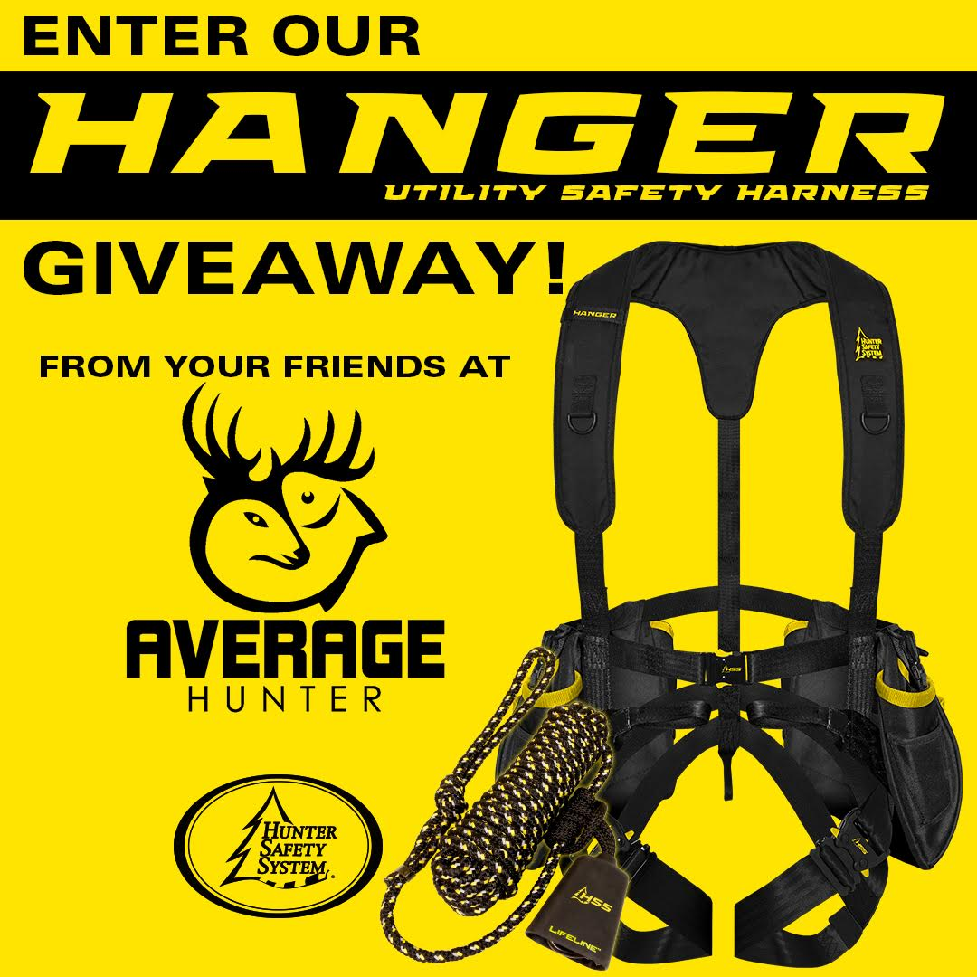 HSS Hanger Harness & Lifeline Giveaway