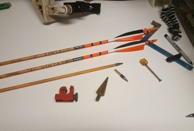 arrow sizing cutting how to