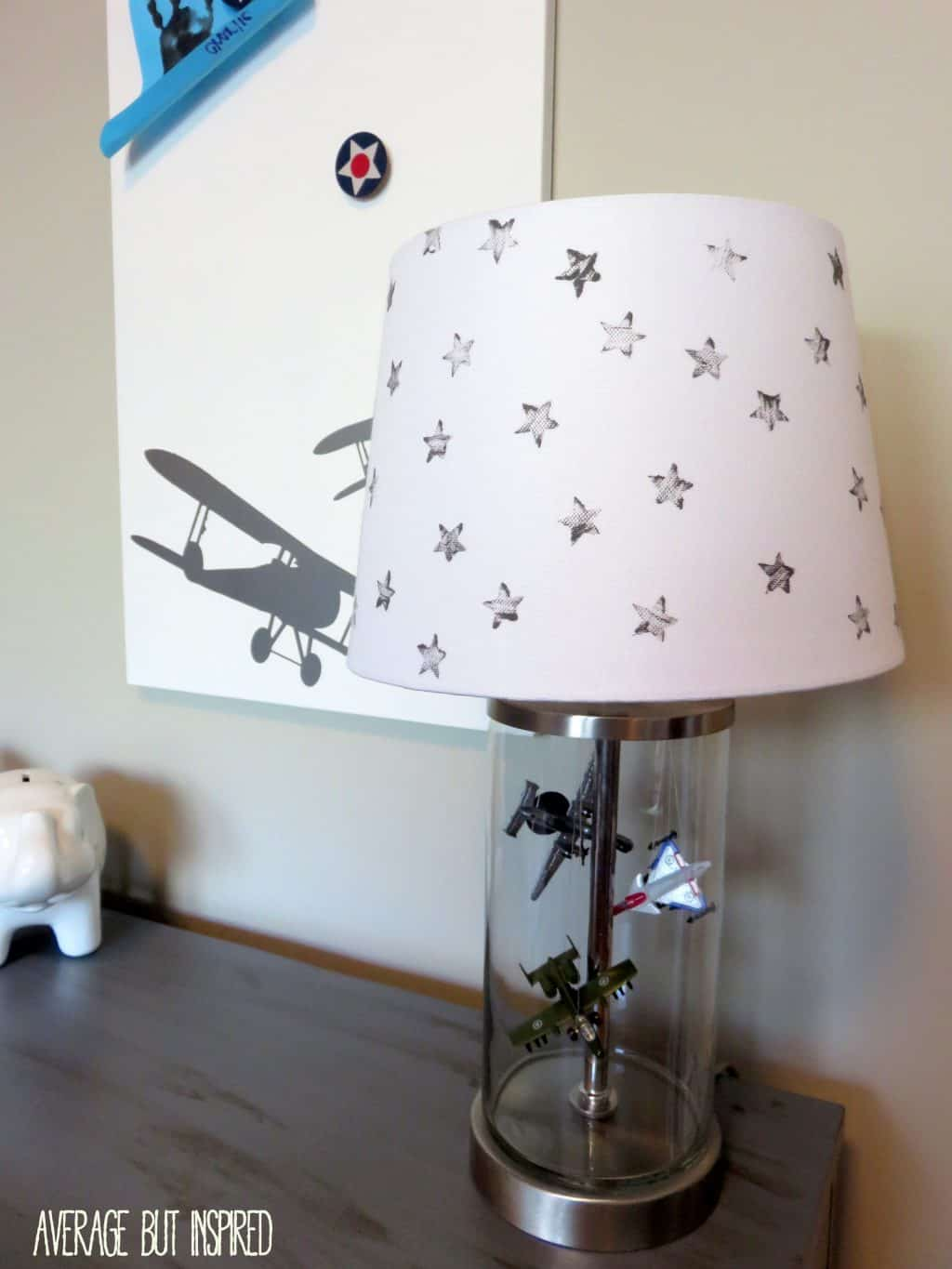 Nursery Touch Lamp Airplane Lamps Nursery Thenurseries
