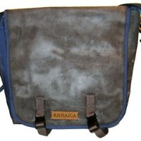 Anhaica Bagworks Messenger Bag and Pannier Hybrid - An Average Joe Cyclist Product Review