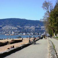 Stanley Park Seawall Bike Trail in Vancouver - An Average Joe Cyclist Guide