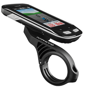 Out front mount - A great new way to mount your bike computer on your bike - Garmin Edge 510 vs 810 vs 1000
