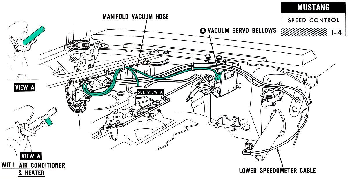 1969 mustang headlight wiring diagrams