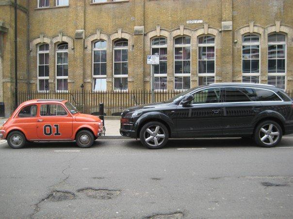 Miniature Dukemobile