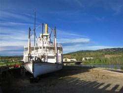 SS Klondike II whitehorse Yukon