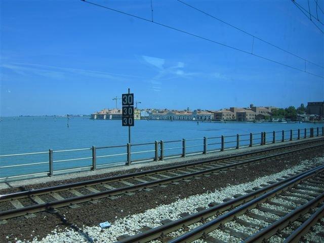 Arrividerci Venezia