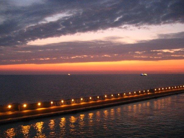Civetavecchia Cruise Ship Port