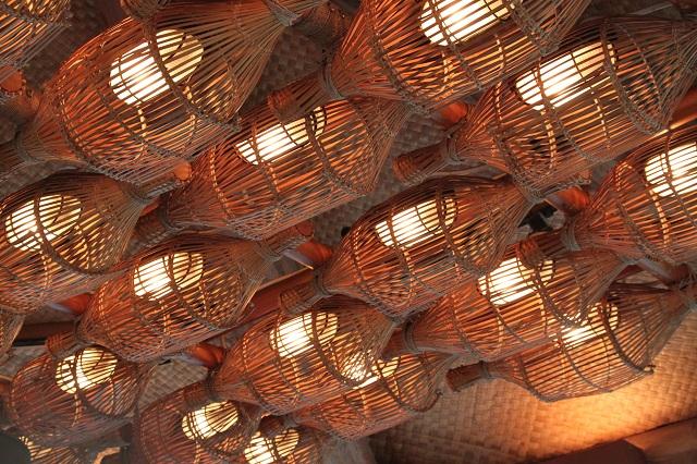 Lanterns at Humuhumunukunukuapua'a