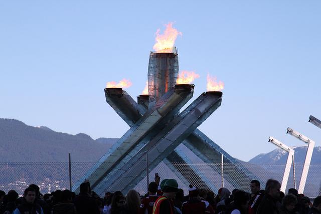Vancouver 2010 Cauldron