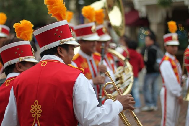 Hong Kong Disneyland Main Street Marching Band