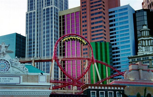 Manhattan Express at NYNY Las Vegas