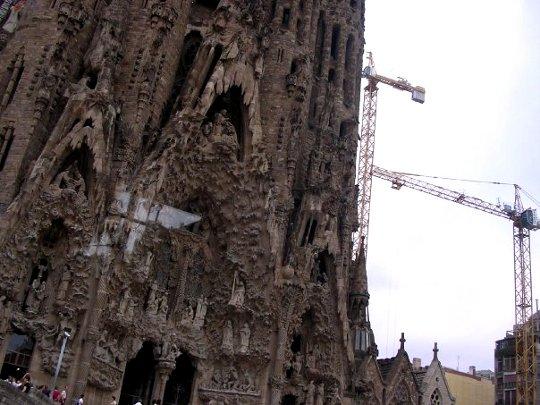 Sagrada Família Barcelona Spain