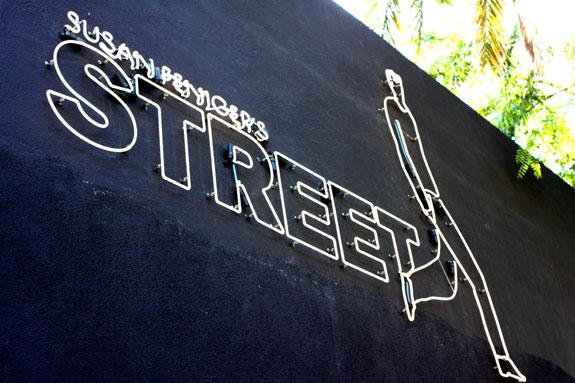 Susan Feniger's Street in Los Angeles
