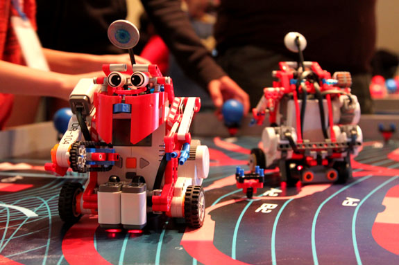 Legoland California Lego Mindstorms Lab