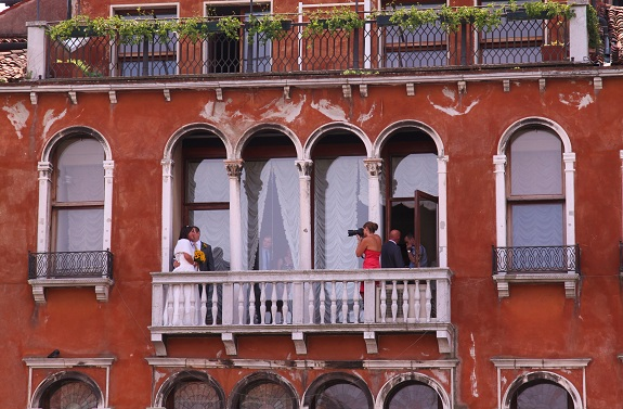 Wedding Photograph in Venice