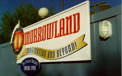 Tomorrowland 1998 Imagination and Beyond
