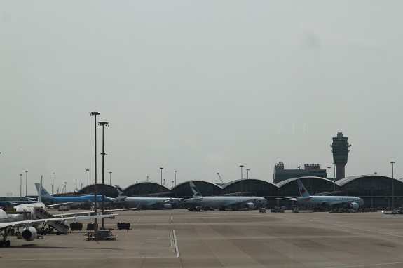 Hong Kong International Airport Airfield